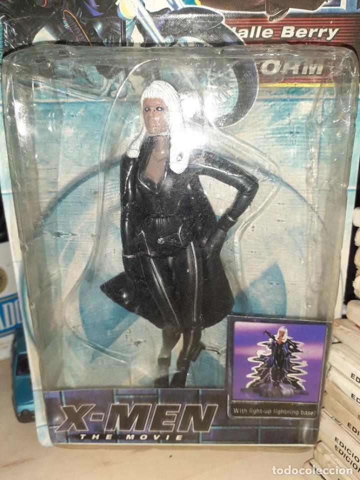 Cómics: Storm ,Tormenta,Patrulla X.Figura articulada de 16 cm.Halle Berry,X Men. - Foto 3 - 236027650