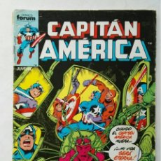 Cómics: CAPITÁN AMÉRICA N° 9 CÓMICS FORUM MARVEL 1985. Lote 236046520