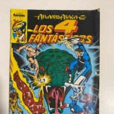 Cómics: LOS 4 FANTÁSTICOS. Nº 86 - ATLANTIS ATACA. COMICS FORUM.. Lote 236154405