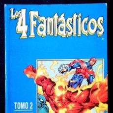 Cómics: LOS 4 FANÁSTICOS TOMO 2 (RETAPADO CONTIENE DEL6 AL 10) FORUM. Lote 236158790