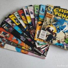 Cómics: CAPA Y PUÑAL - 13 EJEMPLARES - COMICS FORUM - REVISAR LISTA. Lote 236188050