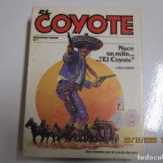 Cómics: EL COYOTE Nº 1 LA VUELTA DEL COYOTE J. MALLORQUÍ FORUM 1987. Lote 236247045