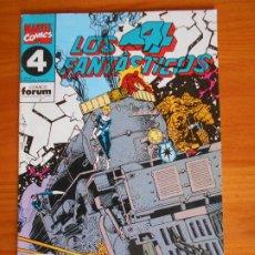 Comics: LOS 4 FANTASTICOS Nº 111 - MARVEL - FORUM (D). Lote 236325770