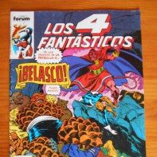 Cómics: LOS 4 FANTASTICOS Nº 83 - MARVEL - FORUM (A). Lote 236336950