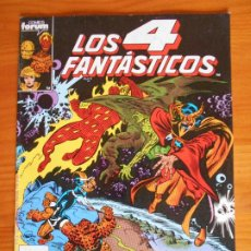 Cómics: LOS 4 FANTASTICOS Nº 84 - MARVEL - FORUM (A). Lote 236337205
