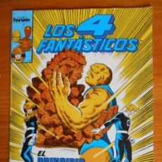 Cómics: LOS 4 FANTASTICOS Nº 85 - MARVEL - FORUM (A). Lote 236337560