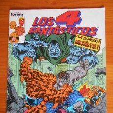 Cómics: LOS 4 FANTASTICOS Nº 89 - MARVEL - FORUM (A). Lote 236337825