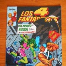 Cómics: LOS 4 FANTASTICOS Nº 90 - MARVEL - FORUM (A). Lote 236338085