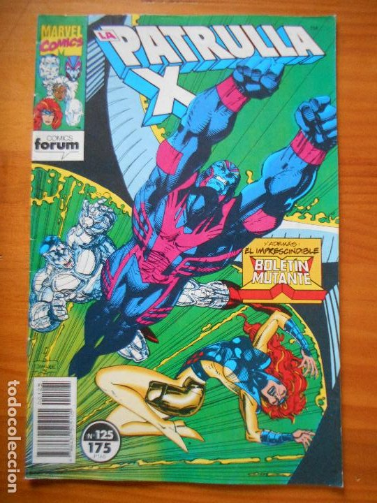 Cómics: LA PATRULLA X Nº 125 - MARVEL - FORUM - LEER DESCRIPCION (7W) - Foto 1 - 236546975