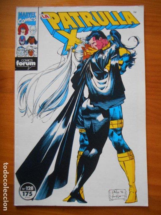 LA PATRULLA X Nº 128 - MARVEL - FORUM - LEER DESCRIPCION (7W) (Tebeos y Comics - Forum - Patrulla X)