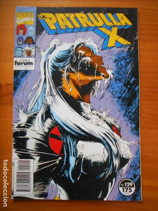 LA PATRULLA X Nº 129 - MARVEL - FORUM - LEER DESCRIPCION (7W) (Tebeos y Comics - Forum - Patrulla X)
