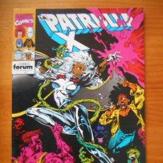 Cómics: LA PATRULLA X Nº 130 - MARVEL - FORUM (7W). Lote 236547975