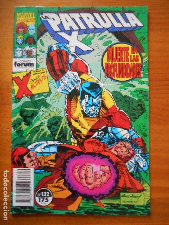 LA PATRULLA X Nº 132 - MARVEL - FORUM - LEER DESCRIPCION (7W) (Tebeos y Comics - Forum - Patrulla X)