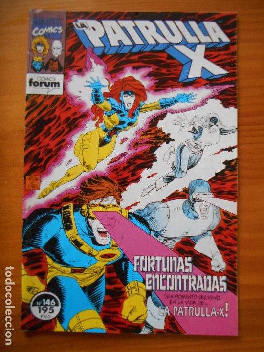 LA PATRULLA X Nº 146 - MARVEL - FORUM - LEER DESCRIPCION (7W) (Tebeos y Comics - Forum - Patrulla X)