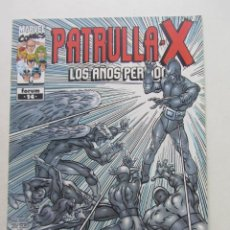 Cómics: PATRULLA X. LOS AÑOS PERDIDOS. Nº 14. FORUM. MUCHOS EN VENTA PIDE FALTAS ARX49. Lote 236631780