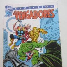 Cómics: EXCELSIOR 1 1/2 - LOS VENGADORES FORUM. MUCHOS EN VENTA PIDE FALTAS ARX49. Lote 236632660