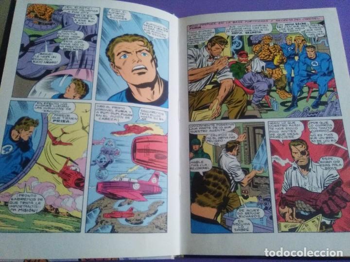 Cómics: MUY RARO COMIC. LOS 4 FANTASTICOS COLECCIÓN TELEXITO EDICIONES. LAIDA FHER 1972 KIRBY LEE COLOR - Foto 11 - 236636455
