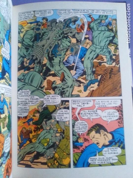 Cómics: MUY RARO COMIC. LOS 4 FANTASTICOS COLECCIÓN TELEXITO EDICIONES. LAIDA FHER 1972 KIRBY LEE COLOR - Foto 16 - 236636455
