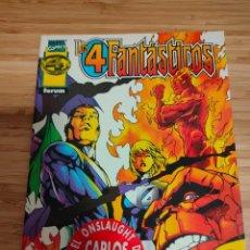 Cómics: LOS 4 FANTASTICOS ESPECIAL ONSLAUGHT DE CARLOS PACHECO FORUM. Lote 236667595