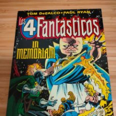 Cómics: LOS 4 FANTASTICOS IN MEMORIAM FORUM. Lote 236667665