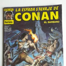 Cómics: LA ESPADA SALVAJE DE CONAN NUM 103. Lote 236761640