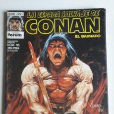 Cómics: LA ESPADA SALVAJE DE CONAN NUM 95. Lote 236762000