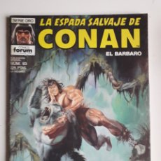 Cómics: LA ESPADA SALVAJE DE CONAN NUM 93. Lote 236763530