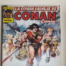 Cómics: LA ESPADA SALVAJE DE CONAN NUM 116. Lote 236763955