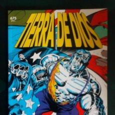 Comics: COLOSO, TIERRA DE DIOS DE COMICS FORUM. Lote 236788370