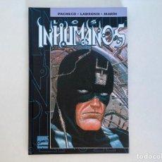 Comics : INHUMANOS DE PACHECO, MARÍN Y LADRONN. FORUM.. Lote 236796565