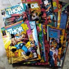 Comics: EL PODEROSOS THOR COMPLETA EN 45 NÚMEROS. Lote 236925390