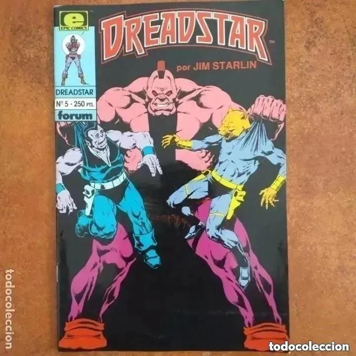 DREADSTAR NUM 5. FORUM (Tebeos y Comics - Forum - Otros Forum)