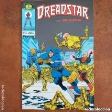 Cómics: DREADSTAR NUM 4. FORUM. Lote 236939345