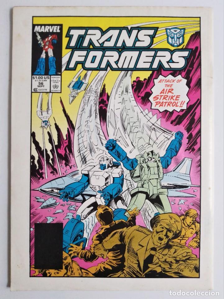 Cómics: TRANSFORMERS Nº 54 de MARVEL COMICS editado por COMICS forum - Foto 3 - 236947160