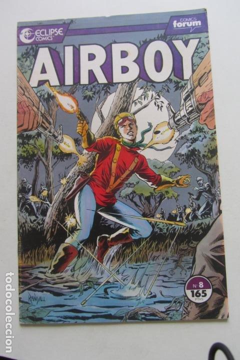 AIRBOY Nº 8 - ED. FORUM MUCHOS MAS EN VENTA ARX46 (Tebeos y Comics - Forum - Otros Forum)