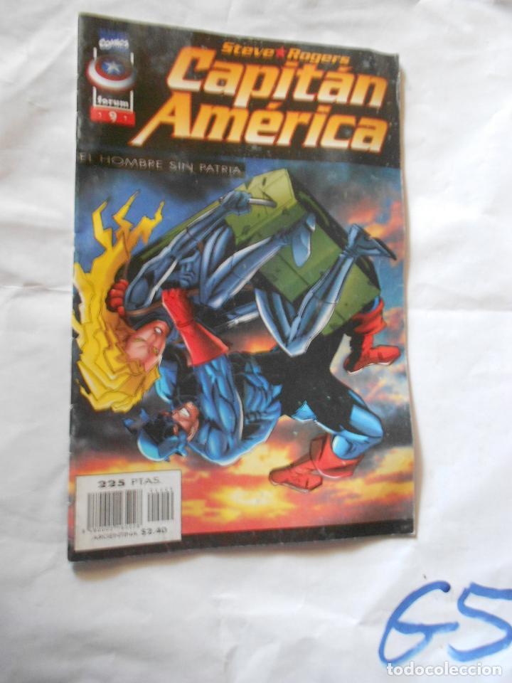COMIC - CAPITAN AMERICA (Tebeos y Comics - Forum - Otros Forum)