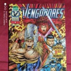 Cómics: LOS VENGADORES HÉROES REBORN.. Nº 1. FORUM. Lote 237021780