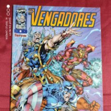 Cómics: LOS VENGADORES HÉROES REBORN.. Nº 8. FORUM. Lote 237021830