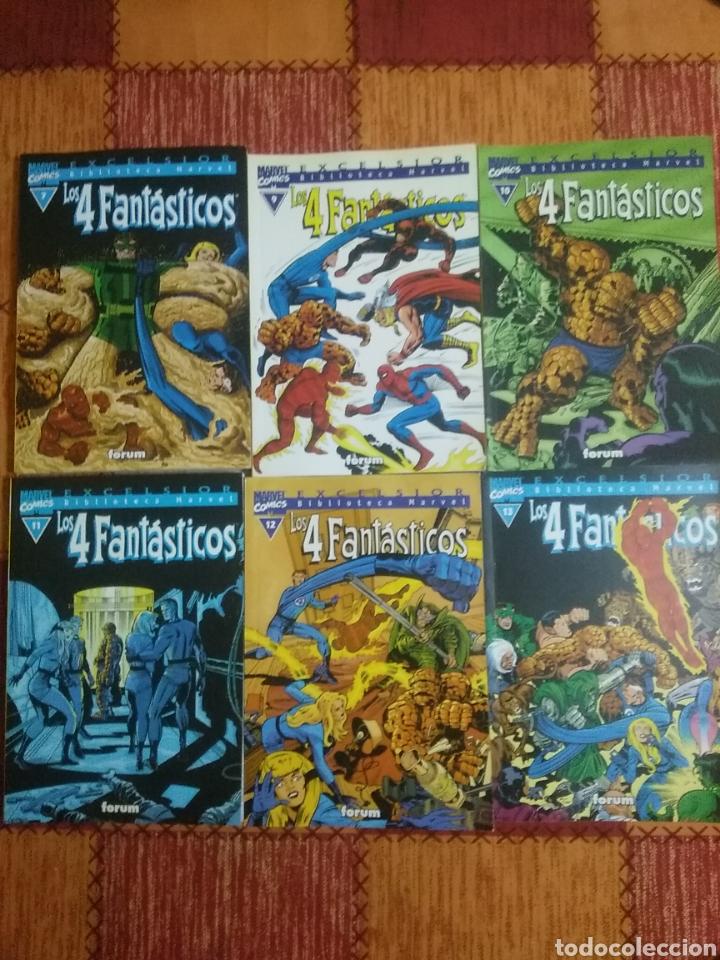 Cómics: Los cuatro fantásticos - Foto 2 - 237031705
