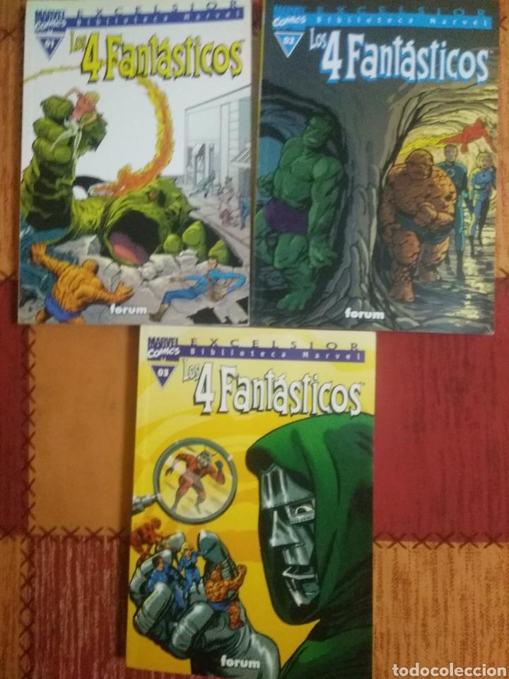 Cómics: Los cuatro fantásticos - Foto 3 - 237031705