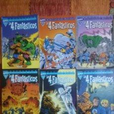 Cómics: LOS CUATRO FANTÁSTICOS. Lote 237031705
