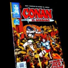 Comics : EXCELENTE ESTADO CONAN EL BARBARO 24 FANTASIA HEROICA COMICS FORUM MARVEL. Lote 237066085