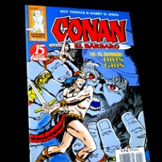 Cómics: DE KIOSCO CONAN EL BARBARO 3 FANTASIA HEROICA COMICS FORUM MARVEL. Lote 237079245