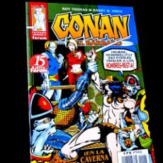 Cómics: DE KIOSCO CONAN EL BARBARO 2 FANTASIA HEROICA COMICS FORUM MARVEL. Lote 237079365