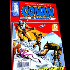 Cómics: DE KIOSCO CONAN EL BARBARO 16 FANTASIA HEROICA COMICS FORUM MARVEL. Lote 237080365