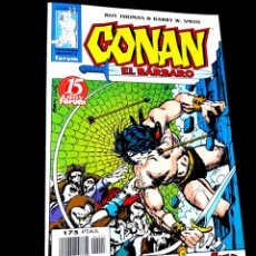 Cómics: DE KIOSCO CONAN EL BARBARO 13 FANTASIA HEROICA COMICS FORUM MARVEL. Lote 237080525