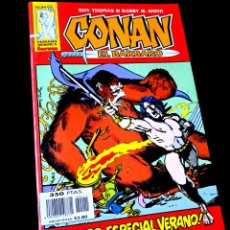 Cómics: DE KIOSCO CONAN EL BARBARO 11 FANTASIA HEROICA COMICS FORUM MARVEL. Lote 237080875