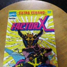 Cómics: FACTOR X, EXTRA VERANO, LOS REYES DEL DOLOR 4° PARTE (FORUM). Lote 237083130