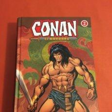 Comics : CONAN EL BÁRBARO INTEGRAL 2. Lote 237102175
