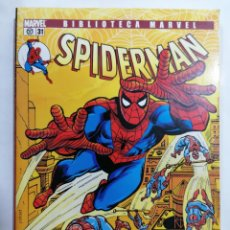 Cómics: SPIDERMAN Nº 31, BIBLIOTECA MARVEL, PANINI COMICS. Lote 237161035